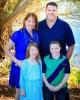 Christy and Bradley W. Family Portrait